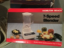 Hamilton beach blender. New in Naperville, Illinois