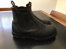 redback steel toe boots in San Clemente, California