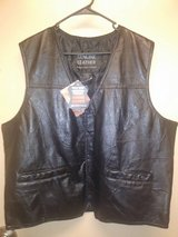 NEED GONE TODAY - ANY REASONABLE OFFER! Brand New Leather Vest in Nashville, Tennessee