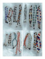 Make an eyeglasses chain from any of your necklaces in St. Louis, Missouri