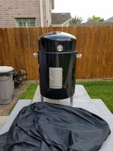 Brinkmann Smoke N  & Grill  with Cover in Katy, Texas