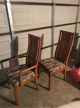 6 dining chairs in La Grange, Texas