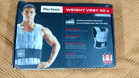 40 lbs Weight Vest in Alamogordo, New Mexico