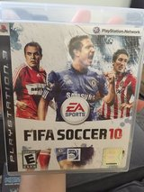 FIFA Soccer 10 (PS3) in Okinawa, Japan
