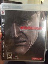 Metal Gear Solid 4 (PS3) in Okinawa, Japan