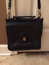 Coach Purse - Black Willis Bag with orginal box in Naperville, Illinois