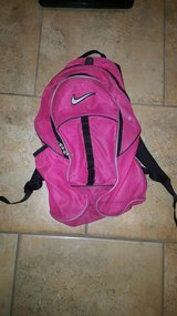 Nike Pink Mesh Backpack in Fort Polk, Louisiana