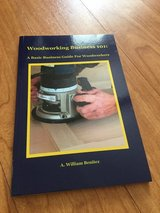 Woodworking business book in Okinawa, Japan