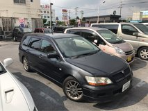 Mitsubishi Lancer Cedia (brand new JCI) in Okinawa, Japan