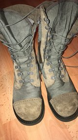 Corcoran sage boots in Ramstein, Germany