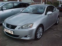 **LEXUS IS 250!! STUNNING!!!** in Lakenheath, UK
