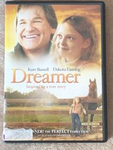 Dreamer DVD in Okinawa, Japan