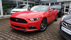 2017 Ford Mustang Convertible... REDUCED PRICE ! in Baumholder, GE