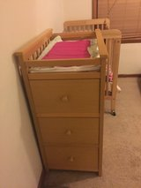 Changing table in Belleville, Illinois