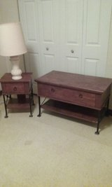 (2) Coffee table with Drawer   and (1) end table with drawer in Cochran, Georgia