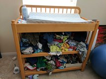 Baby changing table in Camp Pendleton, California