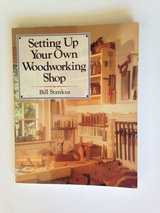 Setting Up Your Own Woodworking Shop Book in Plainfield, Illinois