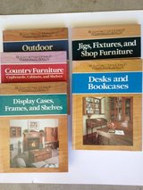 5 Woodworking Projects Books in Plainfield, Illinois