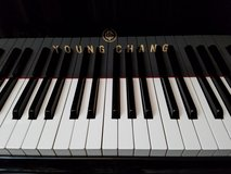 7 foot Grand Piano Young Chang Model G-213 in Alvin, Texas