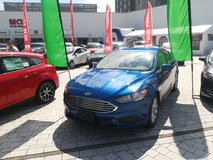 2017 Ford Fusion S in Spangdahlem, Germany