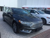 2017 Ford Fusion SE in Spangdahlem, Germany