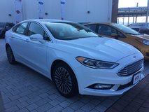 2017 Ford Fusion Titanium in Spangdahlem, Germany