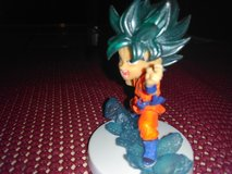 Dragon Ball Z toy in Barstow, California