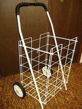 FOLDABLE GROCERY CART in Naperville, Illinois