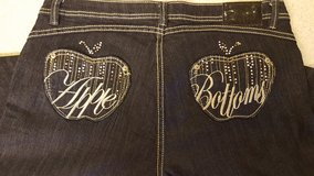 Apple Bottom skinny jeans size 13/14 in Watertown, New York