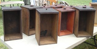 Vintage Dresser Drawers for Crafting Projects in Camp Lejeune, North Carolina