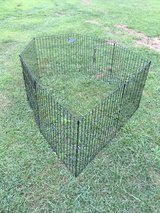 "New Foldable Metal Exercise Pen/Pet Playpen 24"" W x 24"" H in Fort Knox, Kentucky"