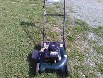 Lawnmower in Elizabethtown, Kentucky