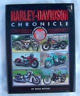Large Harley Davidson Coffee Table Book - Cool Book! in Alamogordo, New Mexico