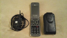 LG UX300 US CELLULAR AND CASE in Camp Lejeune, North Carolina