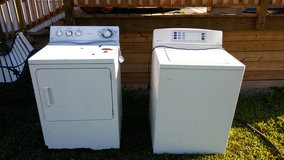 Electric Washer and Dryer in Hopkinsville, Kentucky
