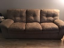 Three cushion couch in Anchorage, Alaska