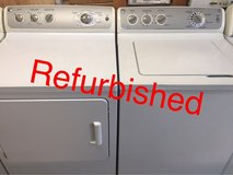 Refurbished GE Washer/Gas Dryer in Barstow, California