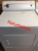 Refurbished Kenmore 220volt Dryer(NOT GAS) in Barstow, California