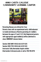 Free Parenting Classes offered in Camp Pendleton, California