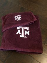 ATM towel and wash rag in Houston, Texas