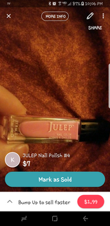 JULEP Nail Color in Cherry Point, North Carolina