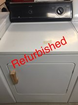 Great Refurbished Gas Dryer in Barstow, California
