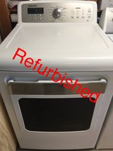 Refurbished Samsung 220volt Dryer(NOT GAS) in Barstow, California