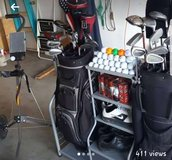 Golf clubs and accessories in Travis AFB, California