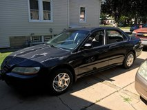 2002 Honda Accord ice cold air/hot heat in Naperville, Illinois
