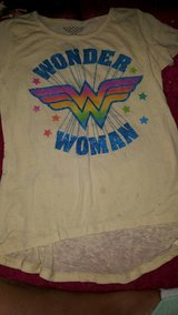 female super hero's t-shirts sz12 in Bellaire, Texas