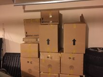moving boxes in Fort Leonard Wood, Missouri
