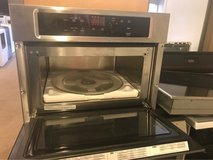 Frigidaire stainless microwave in Kingwood, Texas