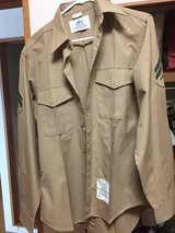 Corporal alphas's blouse in Okinawa, Japan