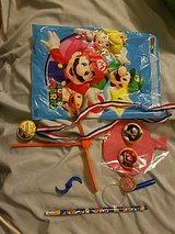 10 Mario goody bags filled in Fort Leonard Wood, Missouri